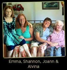 shannonfrizzellandherfamily