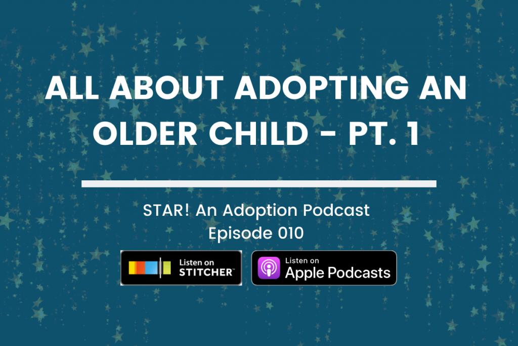 older child adoption - adoption star