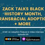 Black History Month, Transracial Adoption